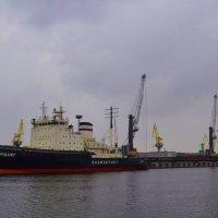 В порту :: Наталья Левина
