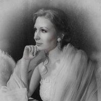 Портрет девушки ... :: АЛЕКСЕЙ ФЕДОРИН