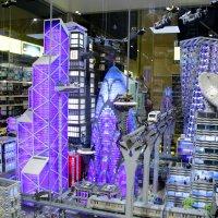 Город будущего из Лего :: Лариса Корженевская