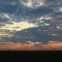 закат :: Александр Коликов