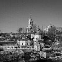 старицкий монастырь :: Константин Нестеров