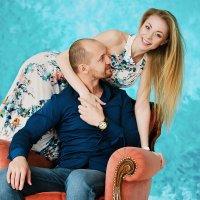 Виталий и Лиза :: Евгения Мотасова