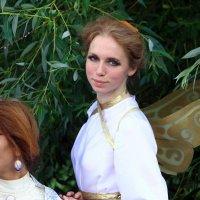 ангел женского рода :: Олег Лукьянов