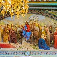 Вход Господень в Иерусалим. :: Elena Izotova
