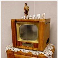 Старый телевизор :: Кай-8 (Ярослав) Забелин