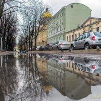 Исаакий виден отовсюду :: Valeriy Piterskiy