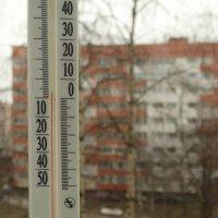 Средневесенняя погода. :: Владимир Гилясев