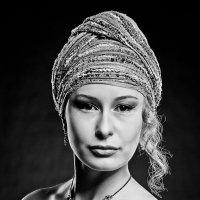 Портрет - Восточная красавица :: Андрей Куликов