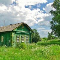 Старые дворы 12 :: Святец Вячеслав
