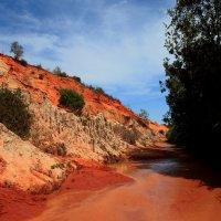 Красный каньон(Вьетнам) :: Василий