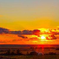 Золотистое небо :: Marat M.