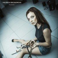 Реклама Мотосервиса :: Валерия Никонорова