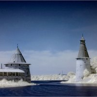 Сторожевые башни :: Наталья Алешина