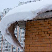 Снежная шапка :: Владимир Левый