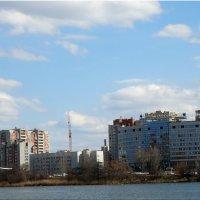 Апрельский городской пейзаж... :: Тамара (st.tamara)