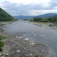 Река Инзер. :: Вера Щукина