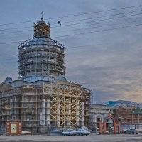 Может и храм получится :: M Marikfoto