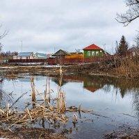 Весна в деревне :: Александр Тулупов
