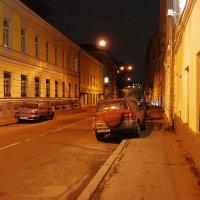По старым улочкам Москвы : Факельный переулок :: sergej-smv