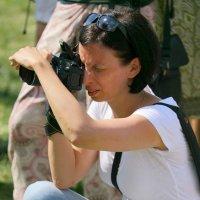 фото-графиня в работе :: Олег Лукьянов