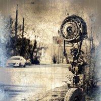 Набегай, колесо покупай, Да! :: Хась Сибирский
