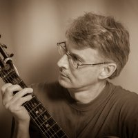 Портрет музыканта.... :: игорь козельцев