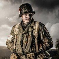 Вторая Мировая Война. Медик армии США :: Максим Апрятин