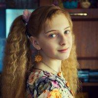 Кристина :: Светлана Шаповалова