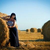 Под вечерним солнцем :: Dina Ross