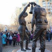 Памятник афганцам :: Вероника Громова