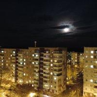 полнолуние над городом :: Яна Сюткина