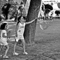 Детские забавы :: Катерина Попович