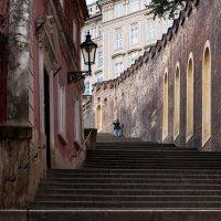 Замковая лестница :: Eugene *