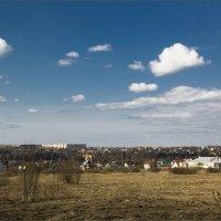 Вид на посёлок :: Aнна Зарубина