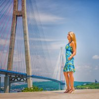 The Bridge :: Ольга Чепалова