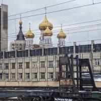 Москва-Питер. Путевые зарисовки на скорости 200 км/ч :: Эльвина Доронина