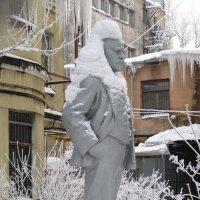 Ленин в январе :: genar-58 '