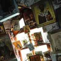 Скоро весна. Святой источник, вблизи села Московского :: Андрей Тыльчак