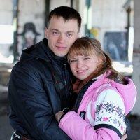 Двое :: Дмитрий Арсеньев