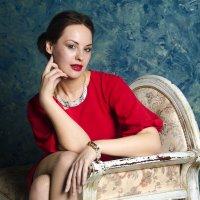 Офигенная Юлия в студии :: Елена Княжева