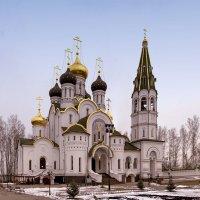 Храм Александра Невского на Княжем озере :: Игорь Егоров