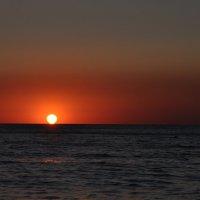 Закат. Черное море. :: Олеся Енина