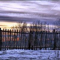 закат :: Юрий Ефимов