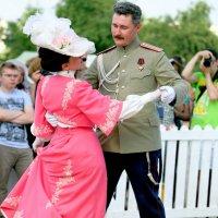 вот это танцы :: Олег Лукьянов