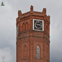 Елец. Старинная водонапорная башня. Елецкие куранты :: Алексей Шаповалов Стерх