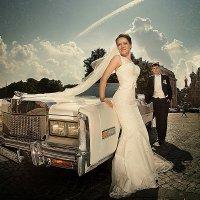 свадьба в Петербурге :: Светлана Викулова
