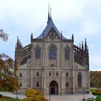 Собор Святой Барборы в Кутной Горе :: Ольга