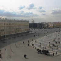 За окном :: Вера Моисеева