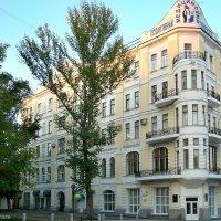 Дом Юдина (1913 г.) в Самаре :: Денис Кораблёв