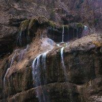 водопад :: сергей агаев